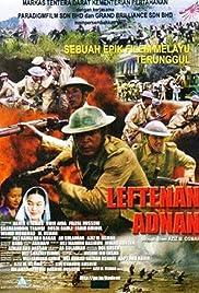 Leftenan Adnan Poster