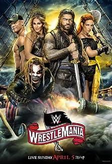 WrestleMania 36 (2020 TV Special)