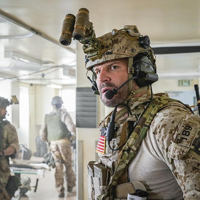 David Boreanaz in SEAL Team (2017)