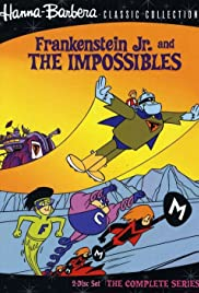 Frankenstein, Jr. and the Impossibles Poster - TV Show Forum, Cast, Reviews