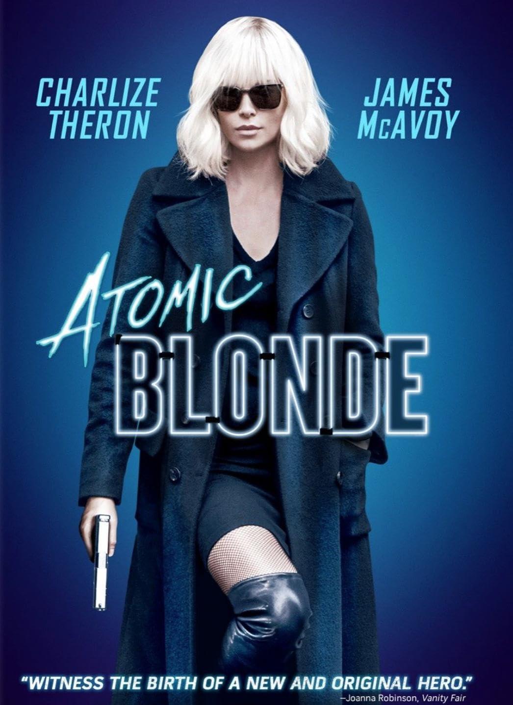 Atomic Blonde (2017) Hindi Dubbed