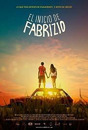 El inicio de Fabrizio Poster