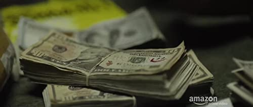 Tom Clancy's Jack Ryan: 10 Dollar Bill