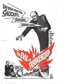 The Evil of Frankenstein (1964) Poster - Movie Forum, Cast, Reviews