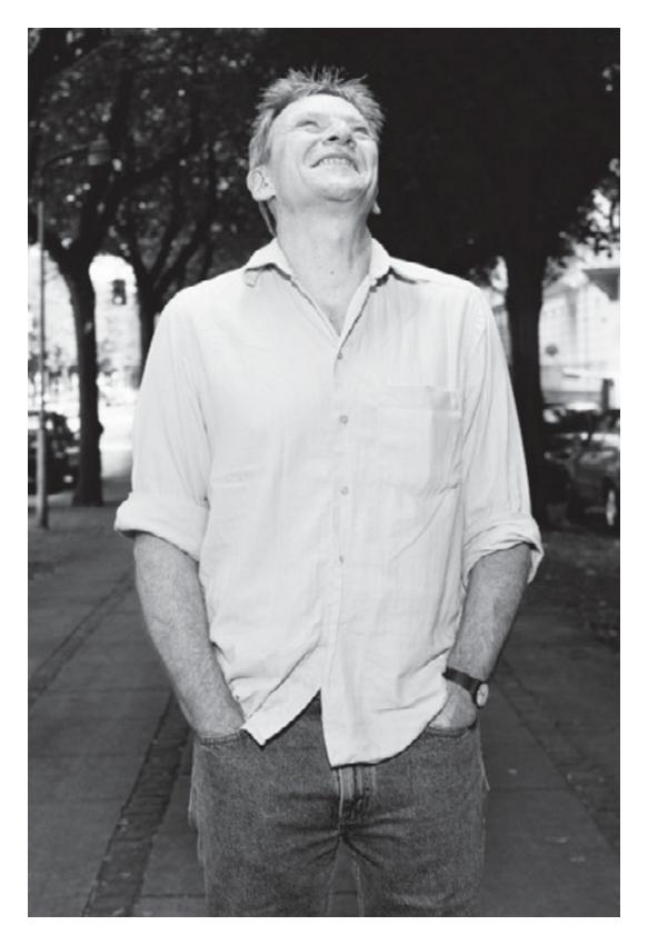 Jesper Christensen in Små ulykker (2002)