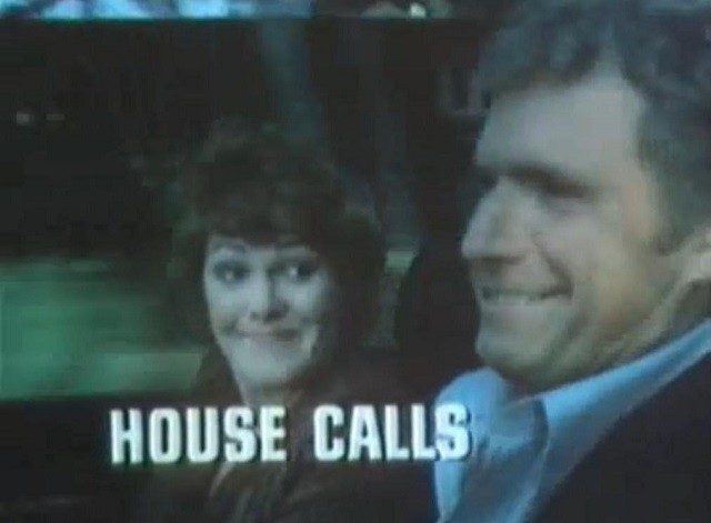 Lynn Redgrave and Wayne Rogers in House Calls (1979)