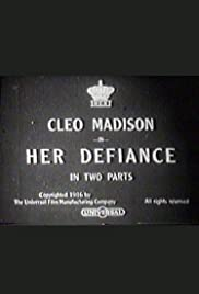 Her Defiance Poster
