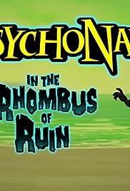 Psychonauts in the Rhombus of Ruin Poster