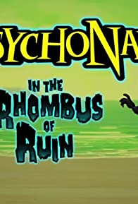 Primary photo for Psychonauts in the Rhombus of Ruin