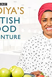 Nadiya's British Food Adventure Poster