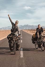 Max Jabs and Nono Konopka in Biking Borders (2021)