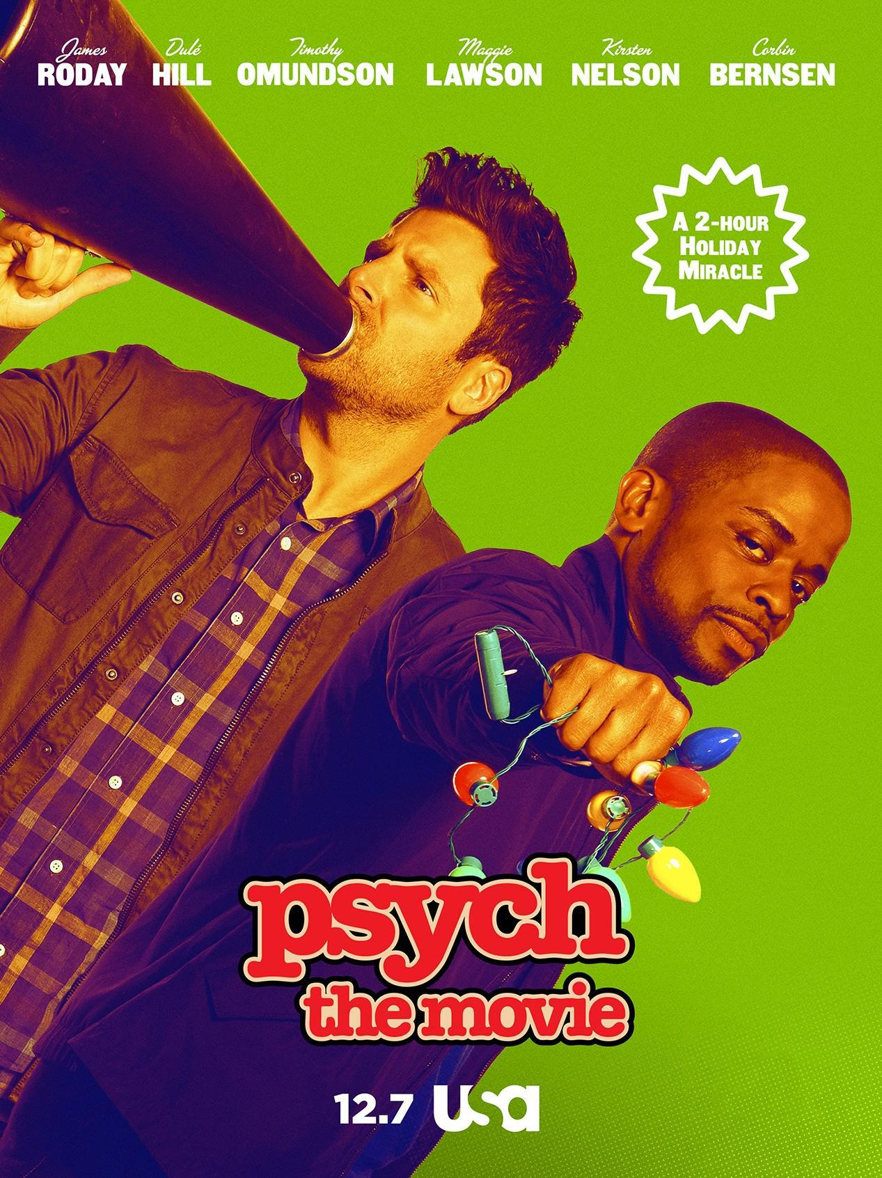AIŠKIAREGYS. FILMAS (2017) / PSYCH THE MOVIE