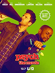 Netflix downloadable movies Psych: The Movie by none [2048x2048]