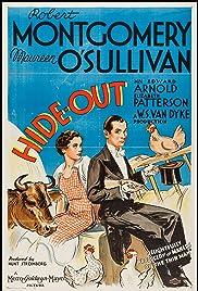 Hide-Out(1934) Poster - Movie Forum, Cast, Reviews