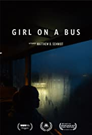 Girl on a Bus Poster