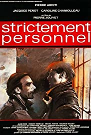 Strictement personnel Poster
