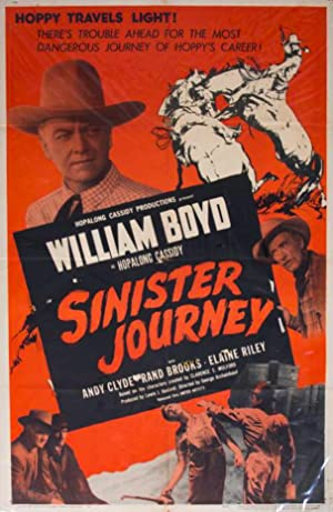 Where to stream Sinister Journey