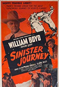 Primary photo for Sinister Journey