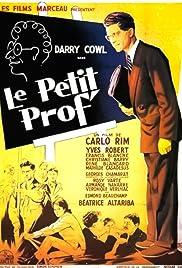 Le petit prof Poster