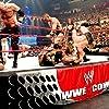 Mark Calaway, Chris Jericho, Glenn Jacobs, Darren Matthews, Randy Orton, C.M. Punk, Mike Knox, Cody Runnels, Kofi Kingston, and Ted DiBiase Jr. in WWE Royal Rumble (2009)