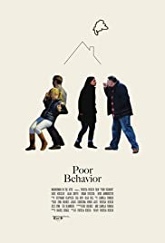 Poor Behavior Poster