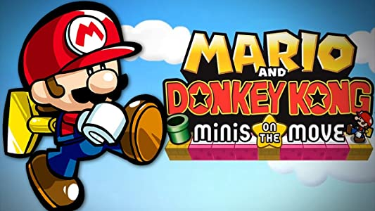 Unlimited free full movie downloads Mario and Donkey Kong: Minis on the Move [mpg]