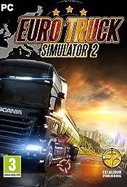 Euro Truck Simulator 2 Poster