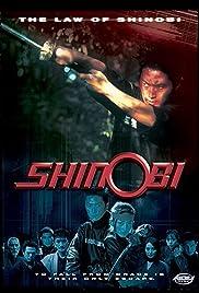 Shinobi: The Law of Shinobi Poster
