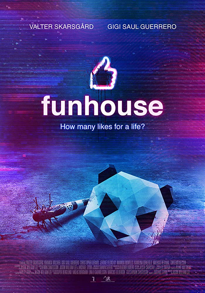 Funhouse (2019) Unofficial Hindi Dubbed 720p HDRip Esubs DL