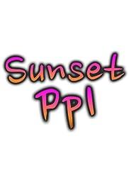 Sunset Ppl Poster