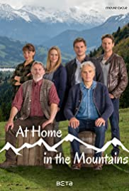 At Home in the Mountains Poster