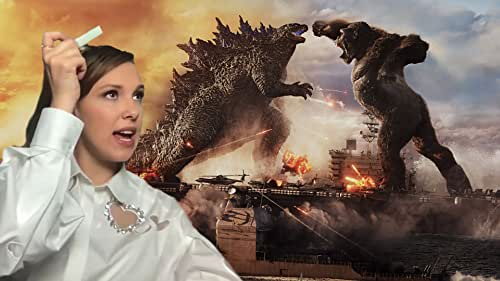 How the 'Godzilla vs. Kong' Cast & Director Made Epic Battles Feel Real