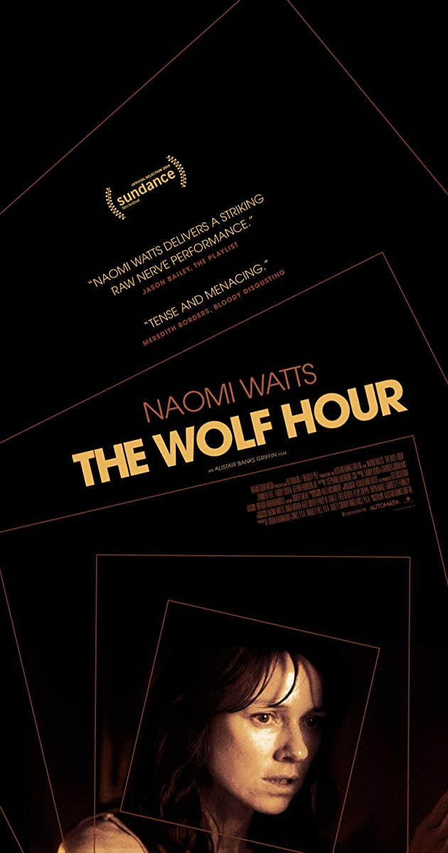 Subtitle of The Wolf Hour