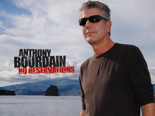Anthony Bourdain in Anthony Bourdain: No Reservations (2005)