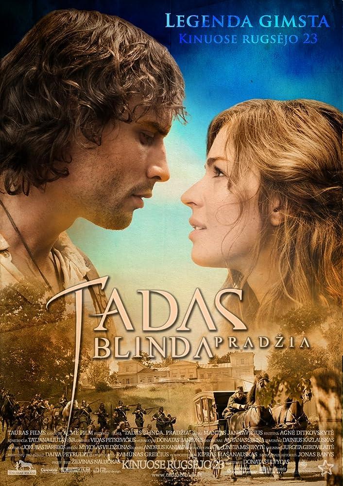 Tadas Blinda. Pradžia (2011) Online