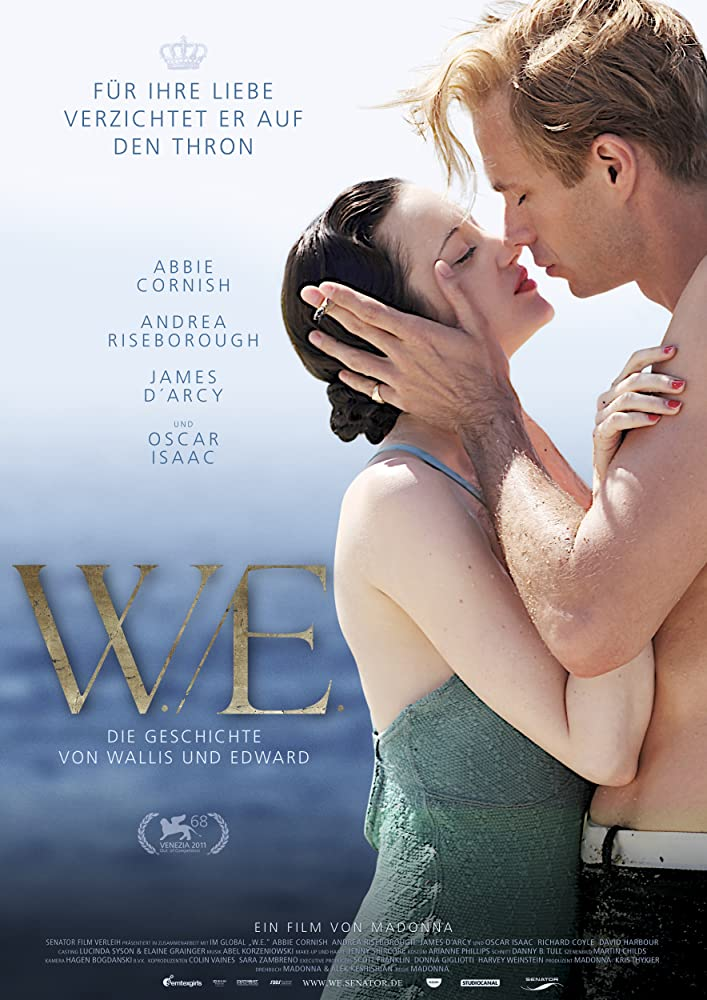 18+ W.E. 2011 English Hot Movie 720p BluRay 1GB x264 AAC