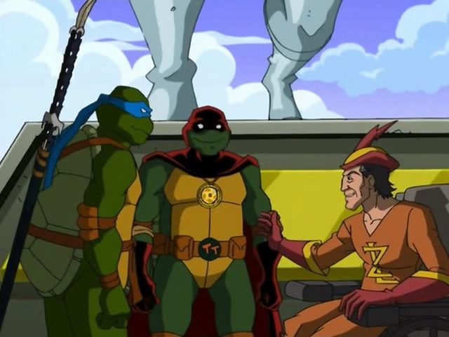 Teenage Mutant Ninja Turtles Membership Drive Tv Episode 2008