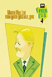 Martin Mull Live from North Ridgeville, Ohio Poster