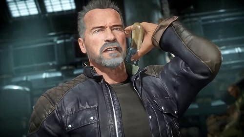Mortal Kombat 11: Official Terminator T-800 Gameplay Trailer