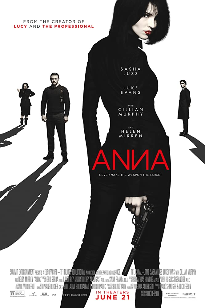 Anna (2019) English Movie 480p HDCAM 350MB HD