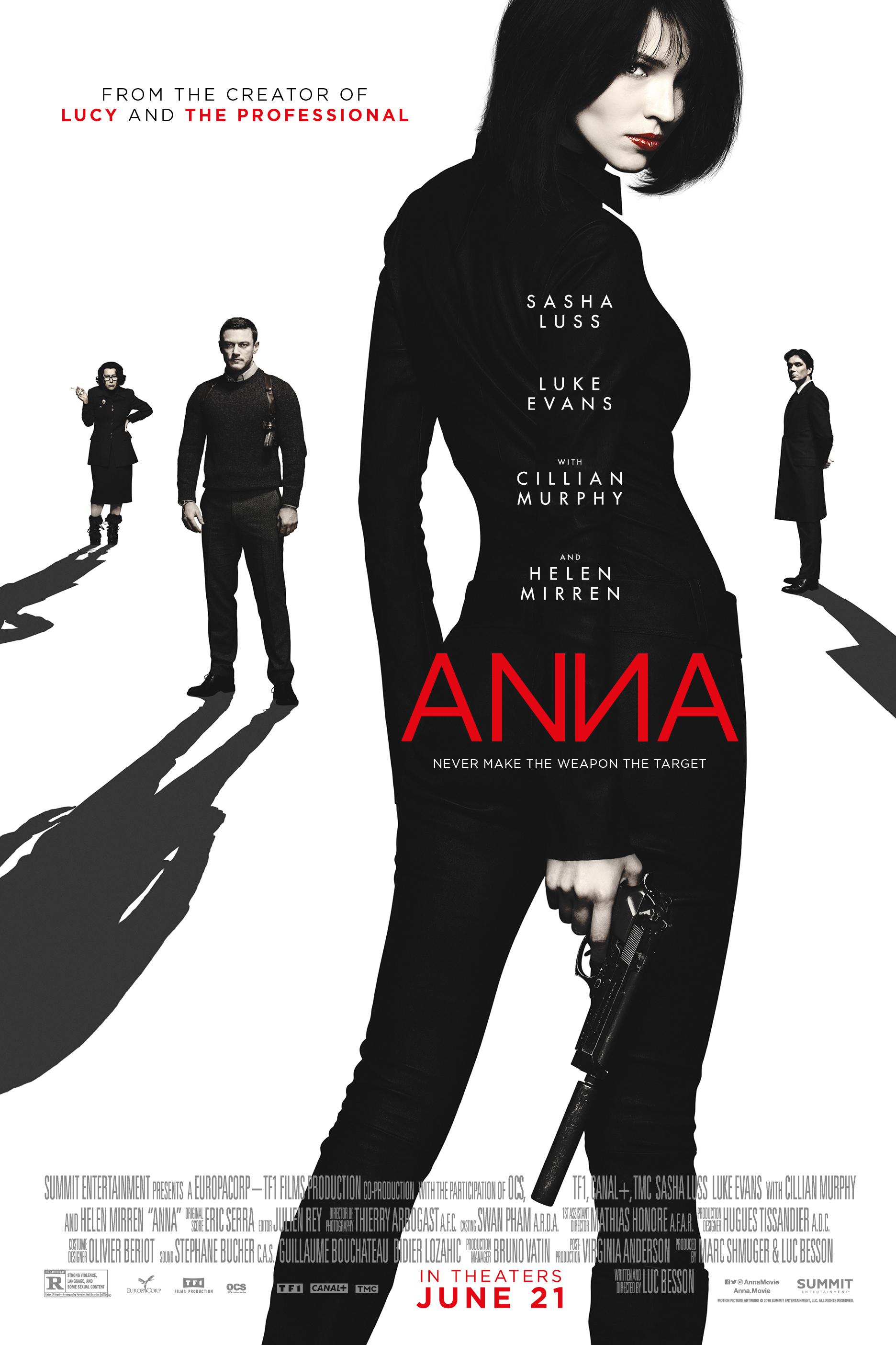 Anna (2019) BluRay 720p & 1080p