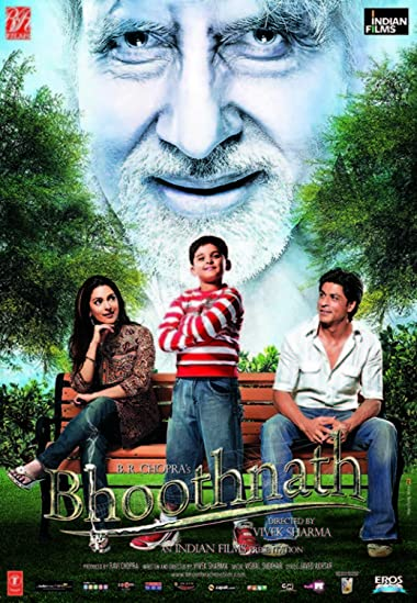 Poster of Bhoothnath 2008 Full Hindi Free Download Watch Online In HD Movie Download 480p HDRip