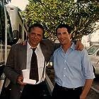Rollin Jarrett and Nick Mancuso in Laws of Deception (1997)