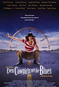 Primary photo for Even Cowgirls Get the Blues