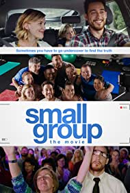 Emily Dunlop, Sterling Hurst, and Matt Chastain in Small Group (2018)