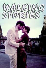 Tom Ellis and Nathalie Buscombe in Walking Stories (2013)