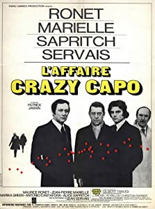 Movies mpeg4 free download L'affaire Crazy Capo France [hdrip]