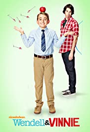 Wendell and Vinnie Poster - TV Show Forum, Cast, Reviews