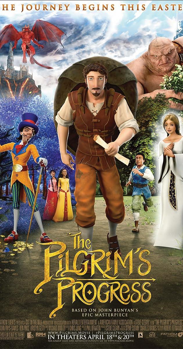 Subtitle of The Pilgrim's Progress