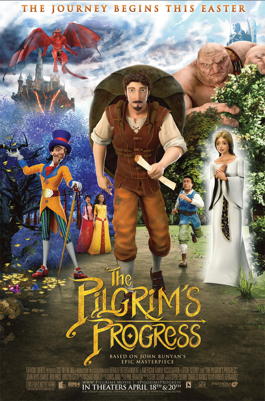 The Pilgrim's Progress (2019) WEBRip 720p & 1080p
